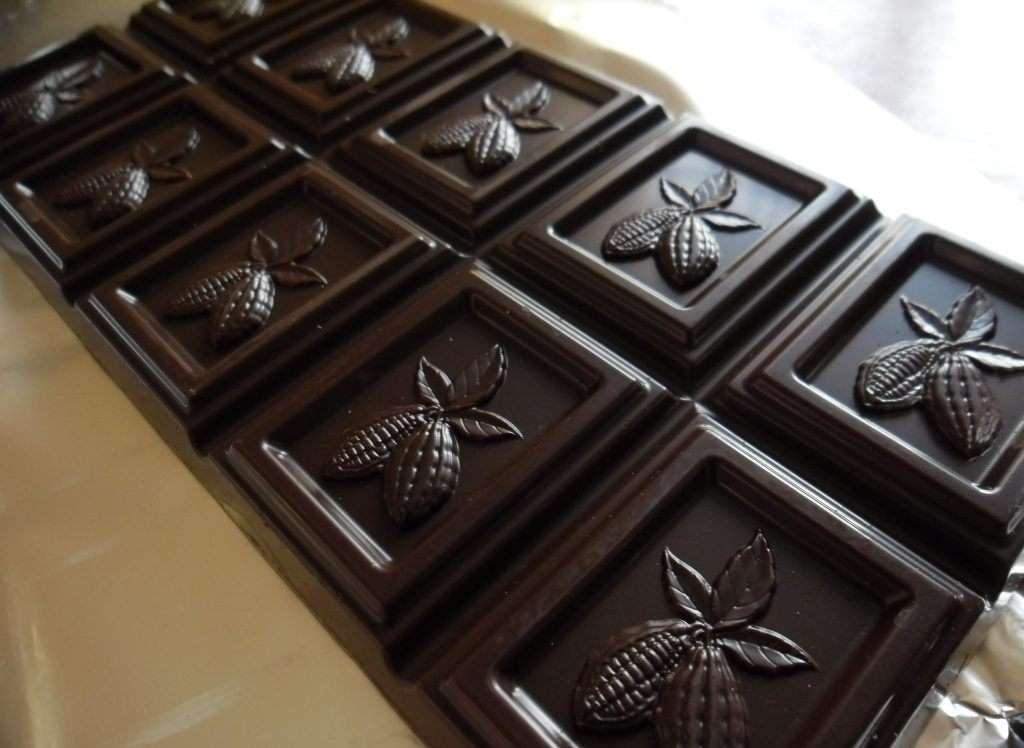 Горький, темный и молочный шоколад