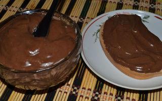 Приготовление шоколада у себя дома