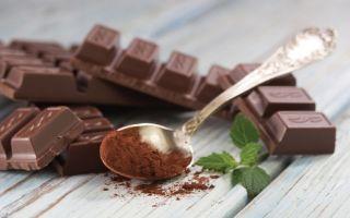 Как выбрать настоящий горький шоколад
