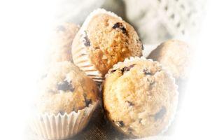 Как приготовить кекс с кусочками шоколада