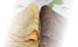Что нужно для приготовления блинов с какао