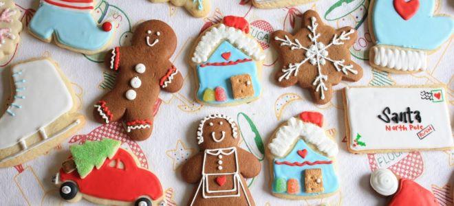 Как приготовить печенье в глазури