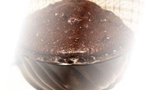 Шоколадный брауни в микроволновке за 5 минут