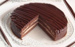 Как сделать глазурь для торта Прага