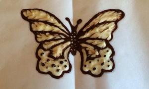 Особенности приготовления шоколадных бабочек