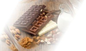 Как из темного шоколада сделать молочный