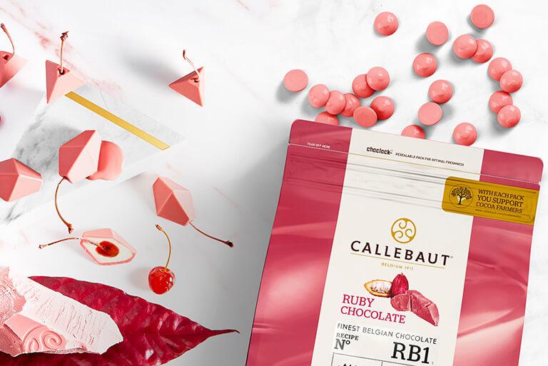 Какой шоколад купить для растапливания - Callebaut  - фото