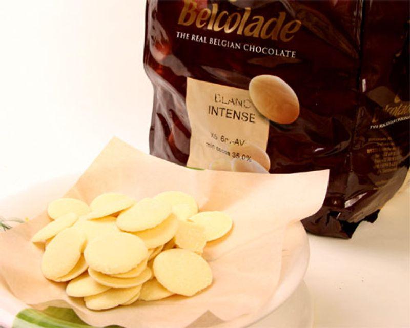 Какой шоколад купить для растапливания - Belcolade - фото